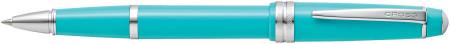 Cross Bailey Light Rollerball Pen - Teal Chrome Trim