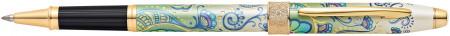 Cross Botanica Rollerball Pen - Green Daylily