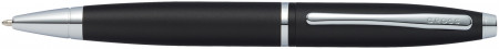 Cross Calais Ballpoint Pen - Matte Black Chrome Trim