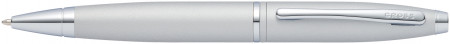Cross Calais Ballpoint Pen - Satin Chrome
