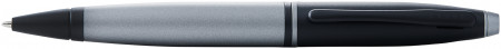 Cross Calais Ballpoint Pen - Grey Lacquer Black Trim
