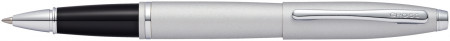 Cross Calais Rollerball Pen - Satin Chrome