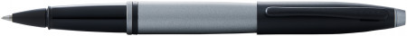 Cross Calais Rollerball Pen - Grey Lacquer Black Trim