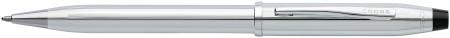 Cross Century II Ballpoint Pen - Lustrous Chrome