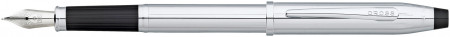 Cross Century II Fountain Pen - Lustrous Chrome