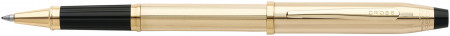 Cross Century II Rollerball Pen - 10K Gold Filled