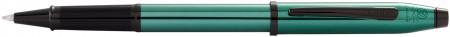 Cross Century II Rollerball Pen - Translucent Green Black PVD Trim