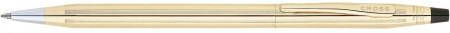 Cross Classic Century Ballpoint Pen - 10K Gold Filled