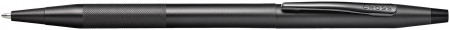 Cross Classic Century Ballpoint Pen - Micro Knurled Black PVD