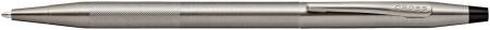 Cross Century Classic Ballpoint Pen - Micro Knurled Titanium Grey