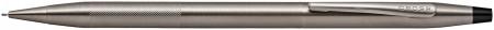 Cross Century Classic Pencil - Micro Knurled Titanium Grey