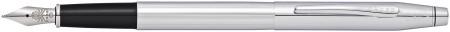 Cross Classic Century Fountain Pen - Lustrous Chrome