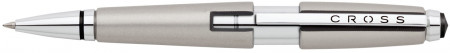 Cross Edge Rollerball Pen - Sonic Titanium