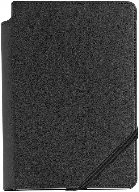 Cross Dotted Leather Journal - Classic Black - Medium
