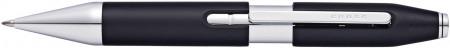 Cross X-Series Rollerball Pen - Charcoal Black Chrome Trim