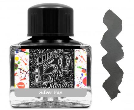 Diamine Ink Bottle 40ml - Silver Fox