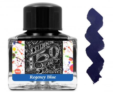 Diamine Ink Bottle 40ml - Regency Blue