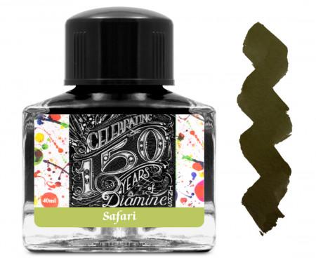 Diamine Ink Bottle 40ml - Safari