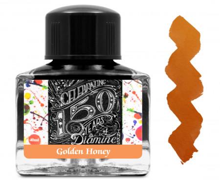 Diamine Ink Bottle 40ml - Golden Honey