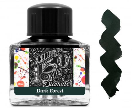 Diamine Ink Bottle 40ml - Dark Forest