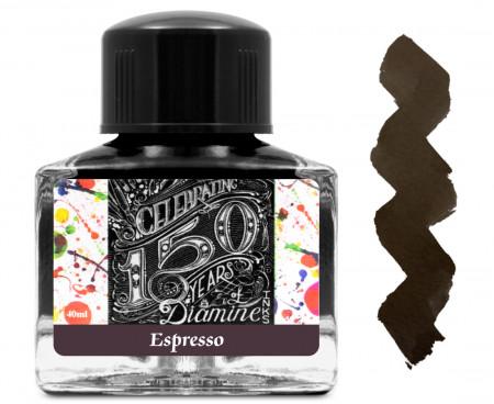 Diamine Ink Bottle 40ml - Espresso