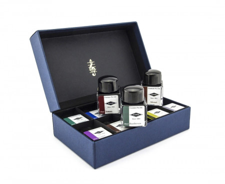 Diamine Ink Bottle Set - Assorted Music Colours