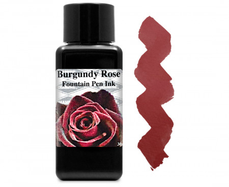 Diamine Ink Bottle 30ml - Burgundy Rose