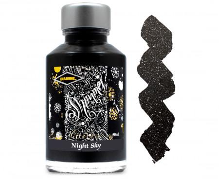 Diamine Ink Bottle 50ml - Night Sky