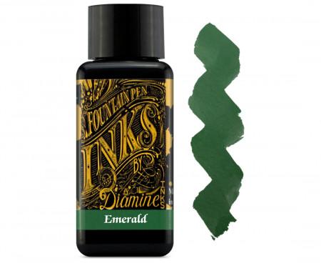 Diamine Ink Bottle 30ml - Emerald
