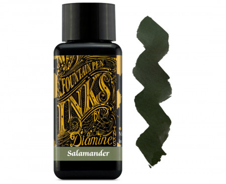 Diamine Ink Bottle 30ml - Salamander