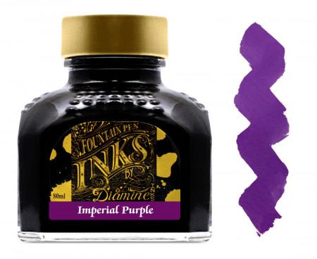 Diamine Ink Bottle 80ml - Imperial Purple