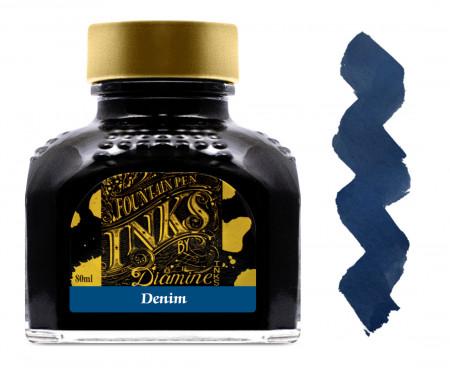 Diamine Ink Bottle 80ml - Denim