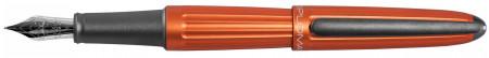 Diplomat Aero Fountain Pen - Orange
