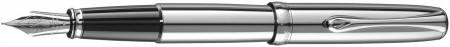 Diplomat Excellence A2 Fountain Pen - Chrome