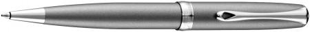 Diplomat Excellence A2 Ballpoint Pen - Venezia Platin Chrome Trim