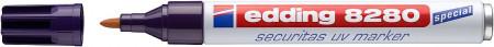 Edding 8280 Securitas UV Marker - Transparent