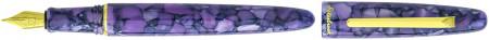 Esterbrook Estie Fountain Pen - Lilac Gold Trim