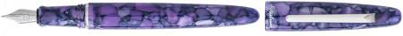 Esterbrook Estie Fountain Pen - Lilac Palladium Trim