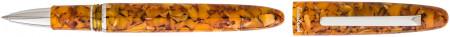 Esterbrook Estie Rollerball Pen - Honeycomb Palladium Trim
