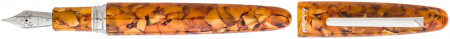 Esterbrook Estie Oversize Fountain Pen - Honeycomb Palladium Trim