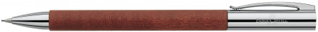 Faber-Castell Ambition Pencil - Brown Pearwood