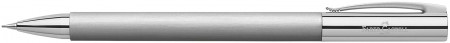 Faber-Castell Ambition Pencil - Stainless Steel