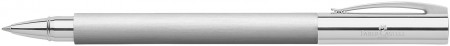 Faber-Castell Ambition Rollerball Pen - Stainless Steel