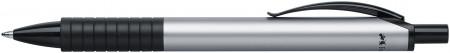 Faber-Castell Basic Ballpoint Pen - Matte Silver