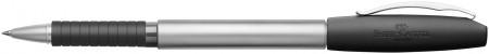 Faber-Castell Basic Rollerball Pen - Matt Chrome