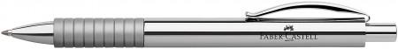 Faber-Castell Basic Ballpoint Pen - Polished Chrome