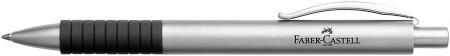 Faber-Castell Basic Ballpoint Pen - Matt Chrome