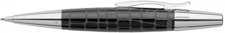 Faber-Castell e-motion Pencil - Croco Black