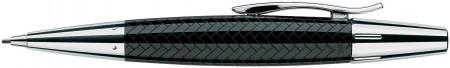 Faber-Castell e-motion Pencil - Parquet Black