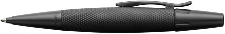 Faber-Castell e-motion Ballpoint Pen - Pure Black